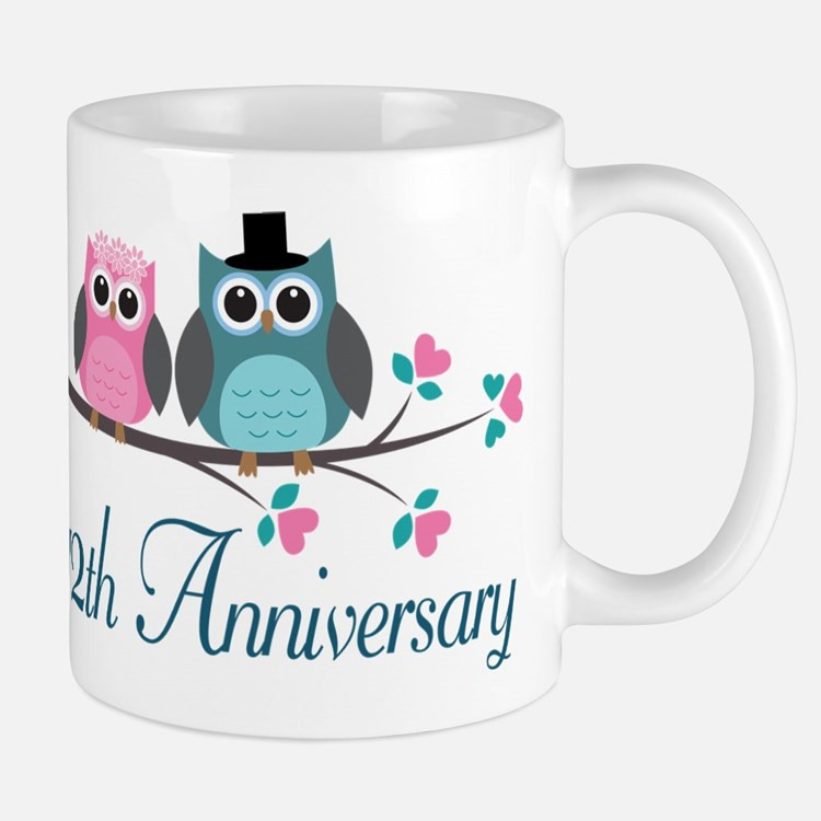 12Th Anniversary Gift Ideas Modern  12Th Anniversary Gifts for 12th Anniversary