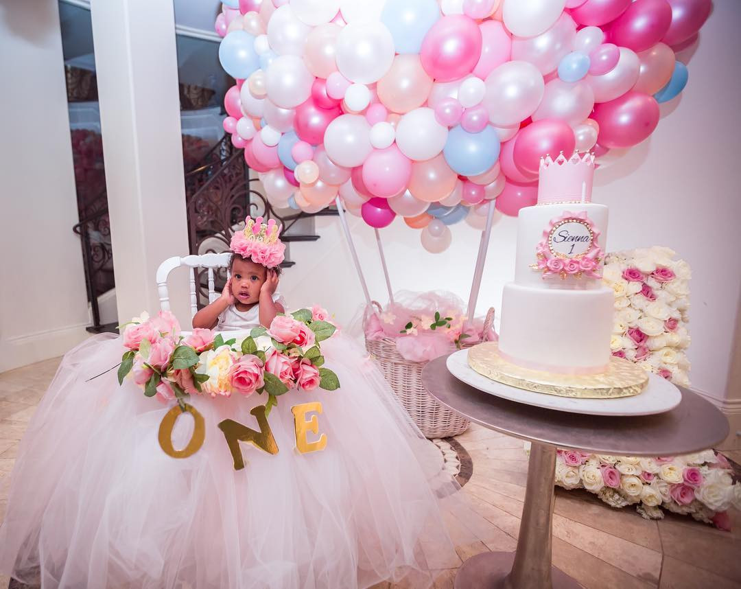 1st Birthday Decor  First Birthday Party Ideas Inspired by Celebs