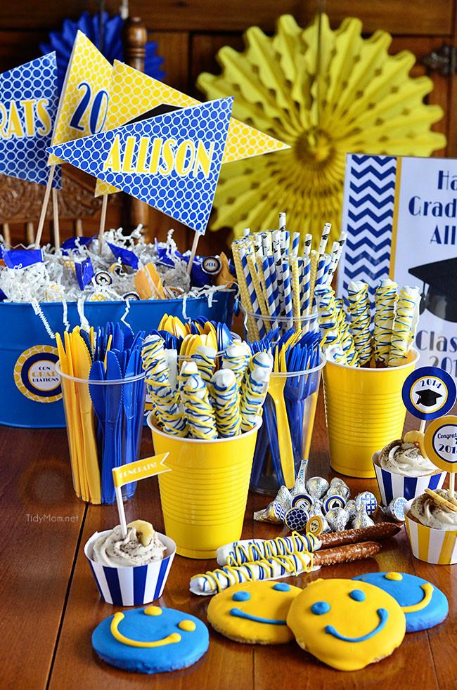2020 Graduation Party Ideas  25 Killer Ideas to Throw an Amazing Graduation Party