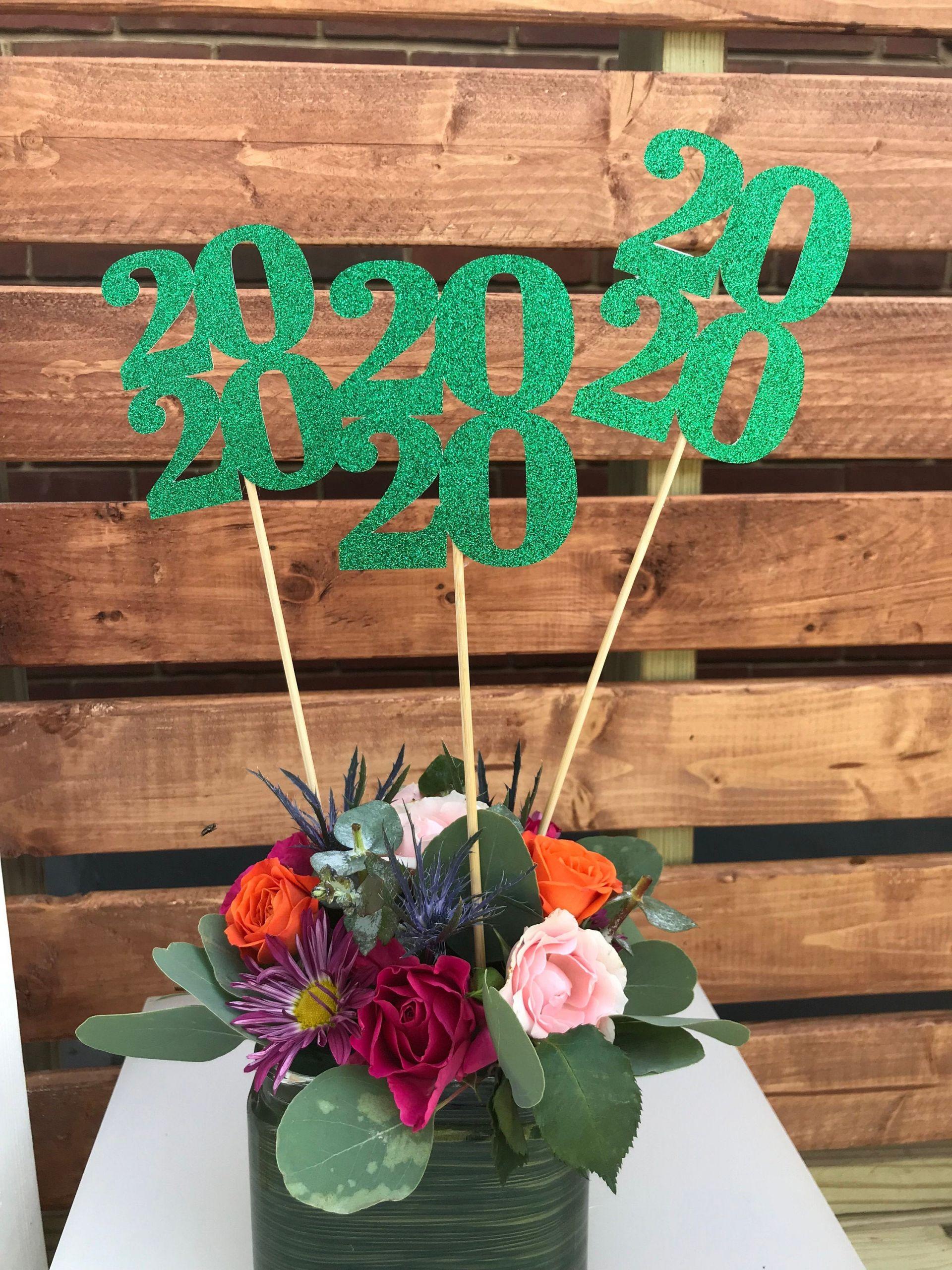 2020 Graduation Party Ideas  2020 Graduation party decorations Class of 2020 Double