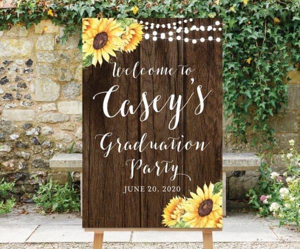 2020 Graduation Party Ideas  Graduation Party Ideas 2020 Insanely Cute Grad Party