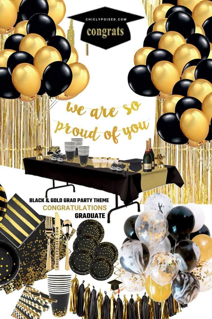 2020 Graduation Party Ideas  Select The Best Graduation Party Theme For Your 2020