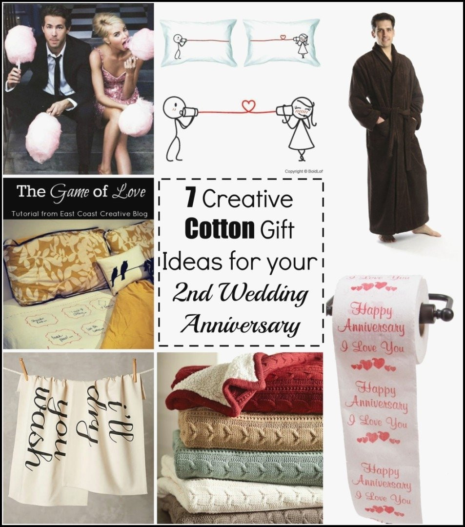 2Nd Anniversary Gift Ideas For Him  10 Fashionable 2Nd Anniversary Ideas For Him 2019