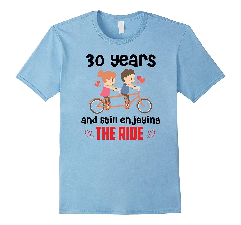 30 Anniversary Gift Ideas  30 Years Wedding Anniversary Gifts Ideas T Shirt Art