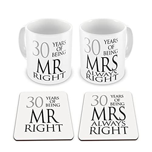 30 Anniversary Gift Ideas  30th Wedding Anniversary Gifts Amazon