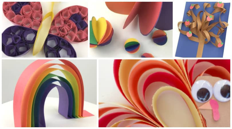 3D Art Projects For Kids  3D Paper Crafts for Kids Crafts that will make your kids