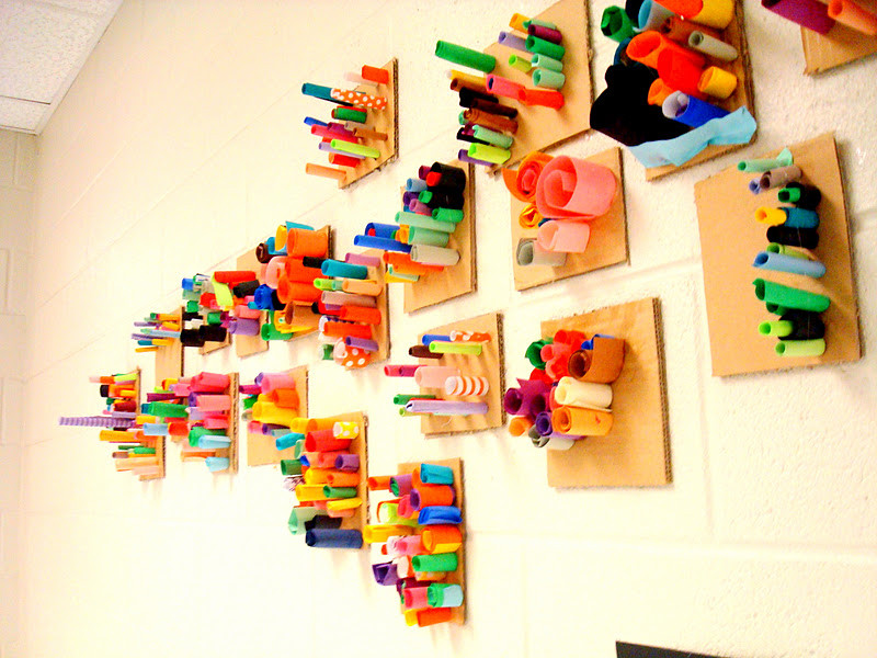 3D Art Projects For Kids  art actually paper sculptures