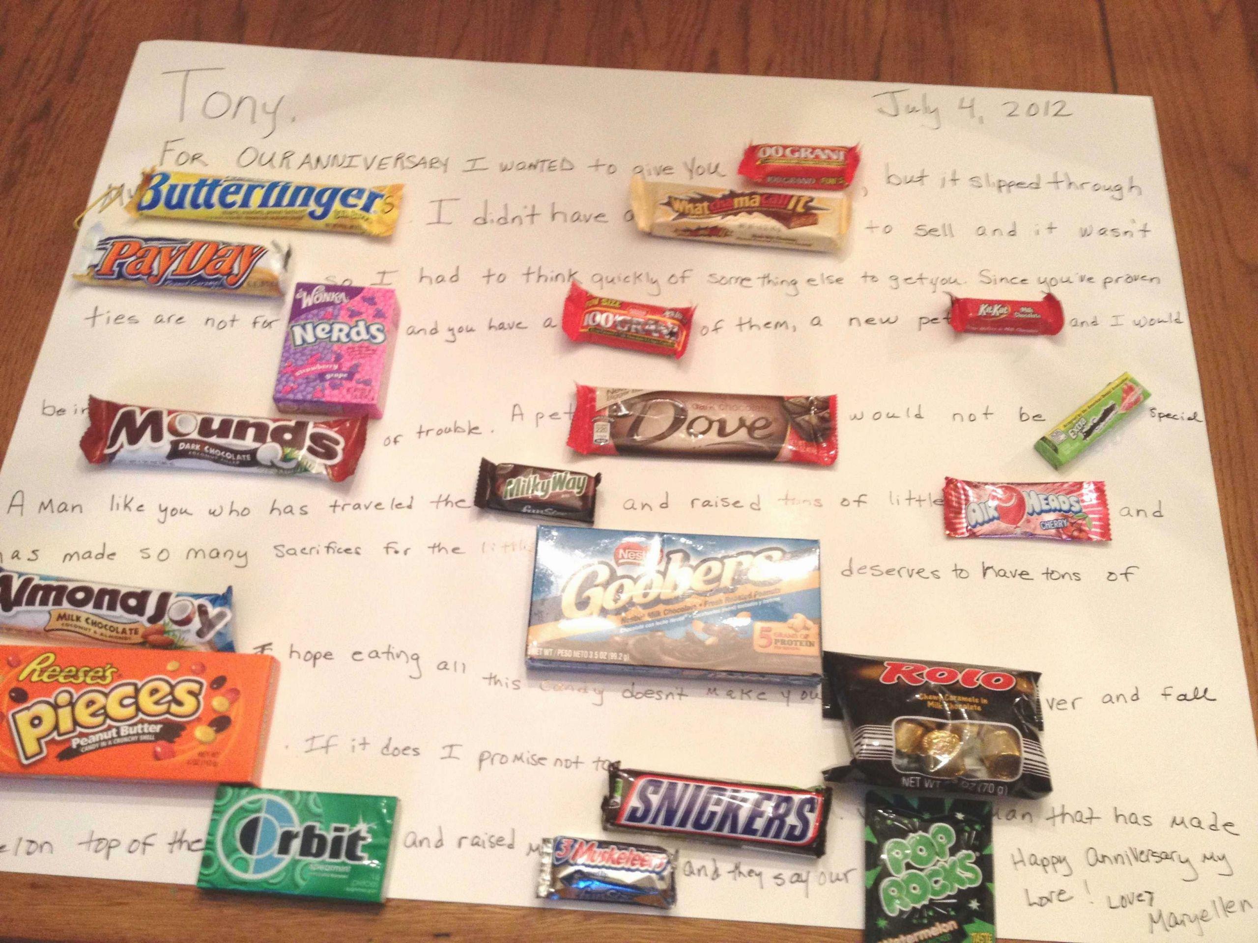 4Th Wedding Anniversary Gift Ideas For Him  15 year anniversary t ideas for her