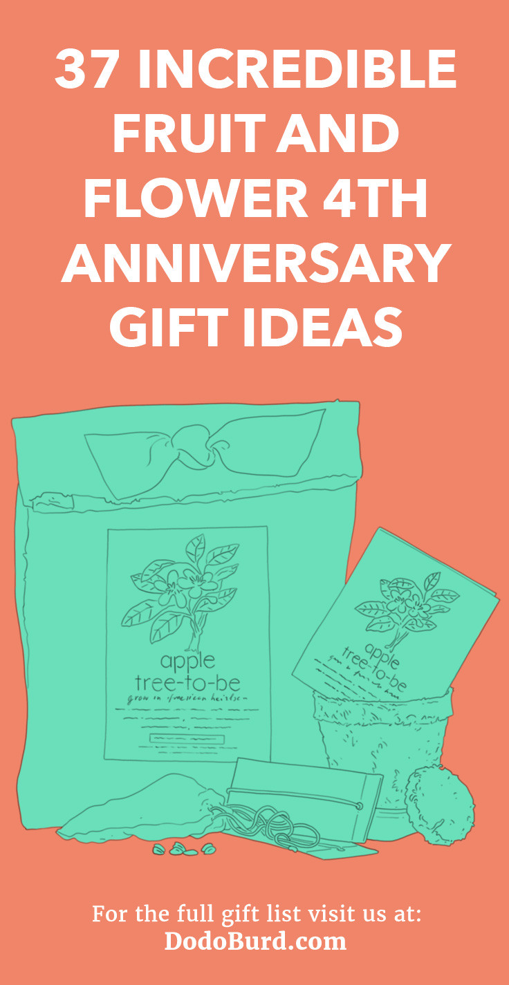 4Th Wedding Anniversary Gift Ideas For Him  Traditional 4 Year Anniversary Gift Ideas For Him