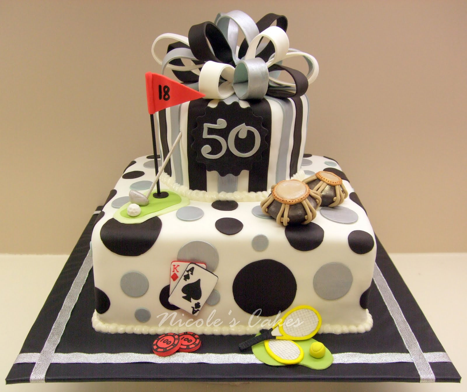 50th Birthday Cake Ideas For Him  50th Birthday Cakes For Him