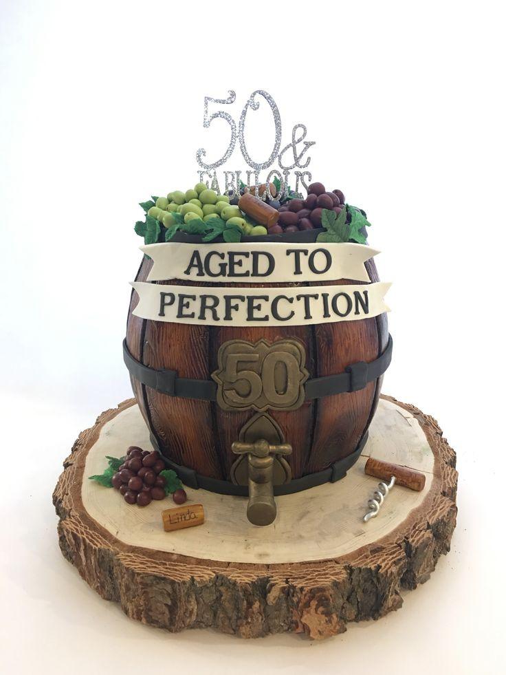 50th Birthday Cake Ideas For Him  The 25 best 50th birthday cakes ideas on Pinterest