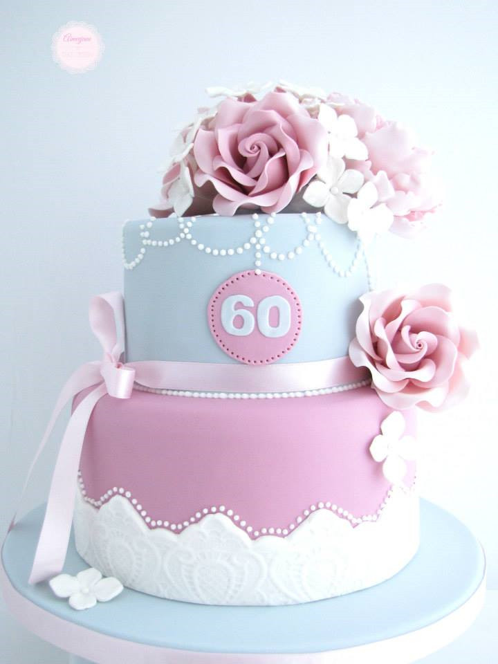 60th Birthday Cake Ideas  60th Birthday Cake Ideas Crafty Morning
