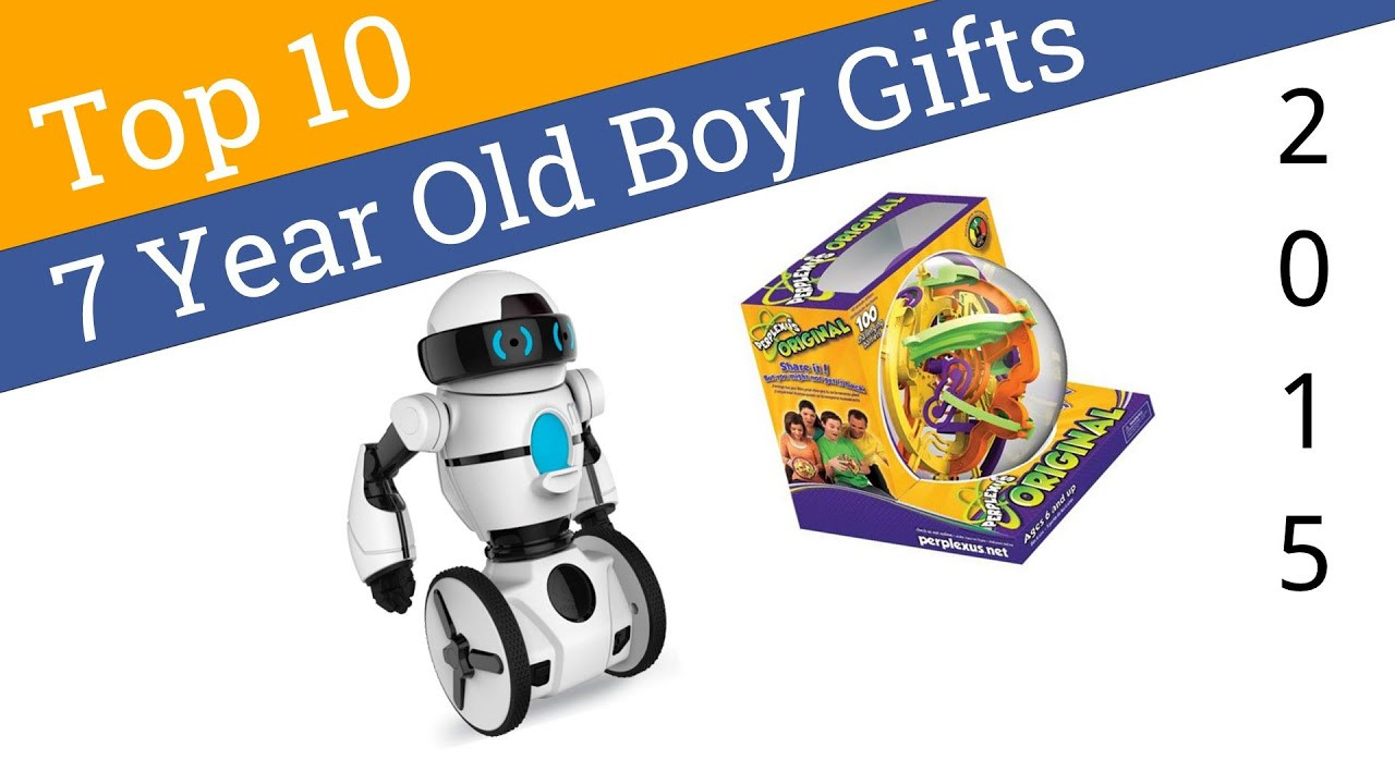 7 Year Old Boy Birthday Gift  10 Best 7 Year Old Boy Gifts 2015