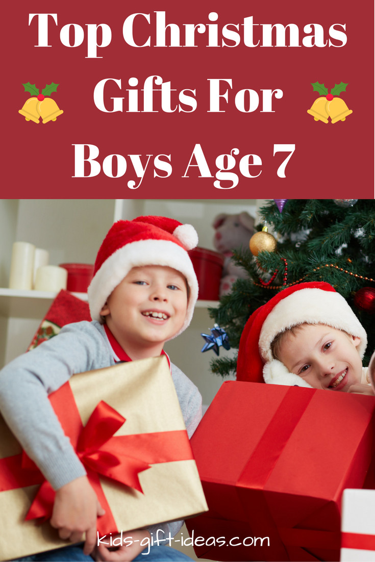 7 Year Old Boy Birthday Gift  Great Gifts For 7 Year Old Boys Birthdays & Christmas