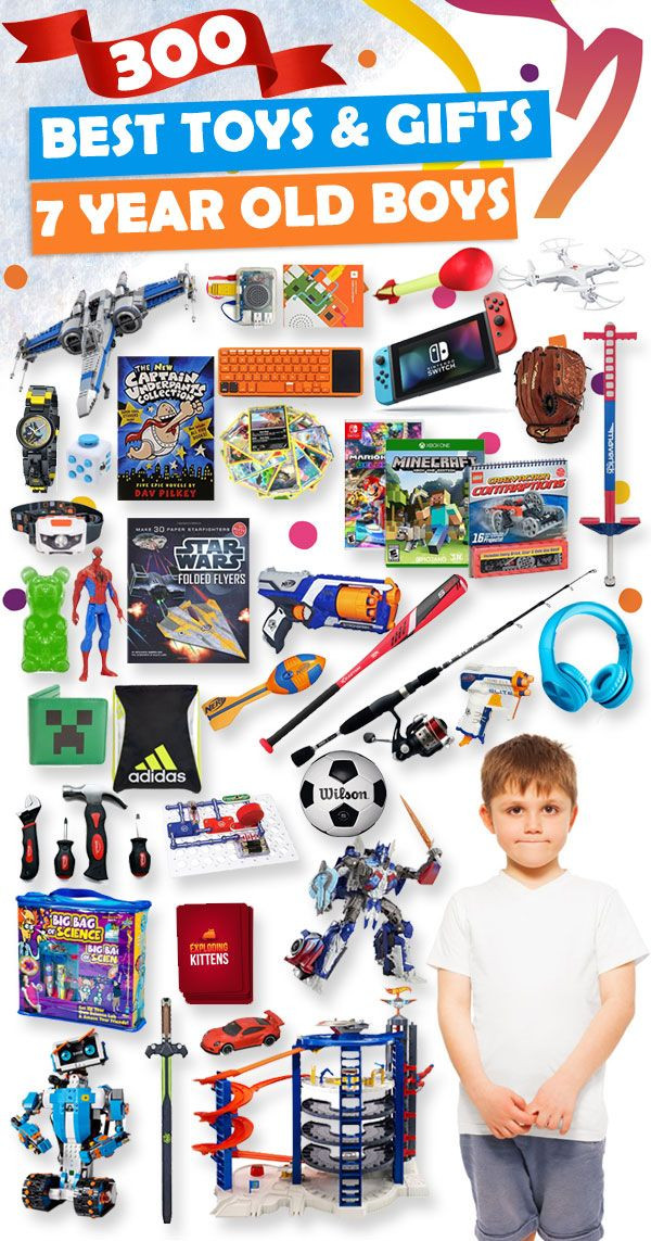 7 Year Old Boy Birthday Gift  20 Best Ideas 7 Year Old Boy Birthday Gift Ideas Home