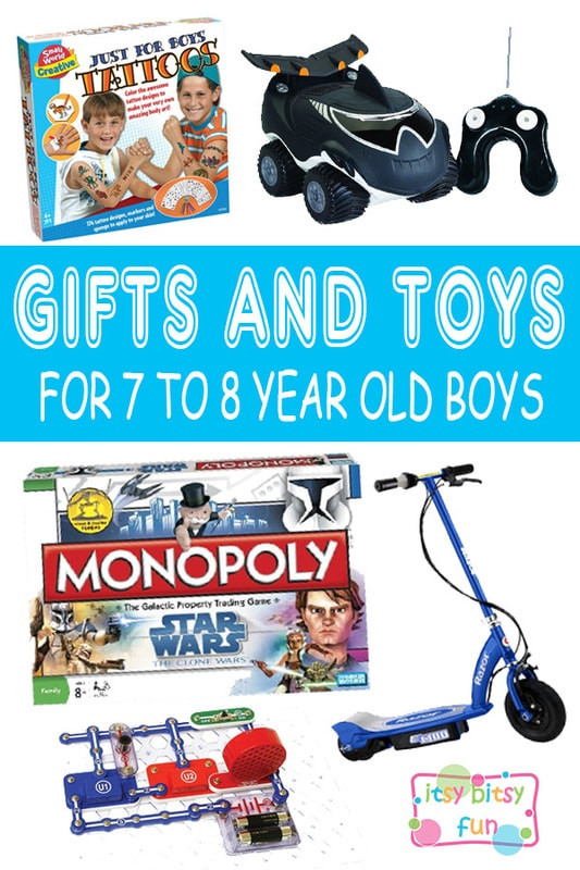7 Year Old Boy Birthday Gift  Best Gifts for 7 Year Old Boys in 2017 Itsy Bitsy Fun