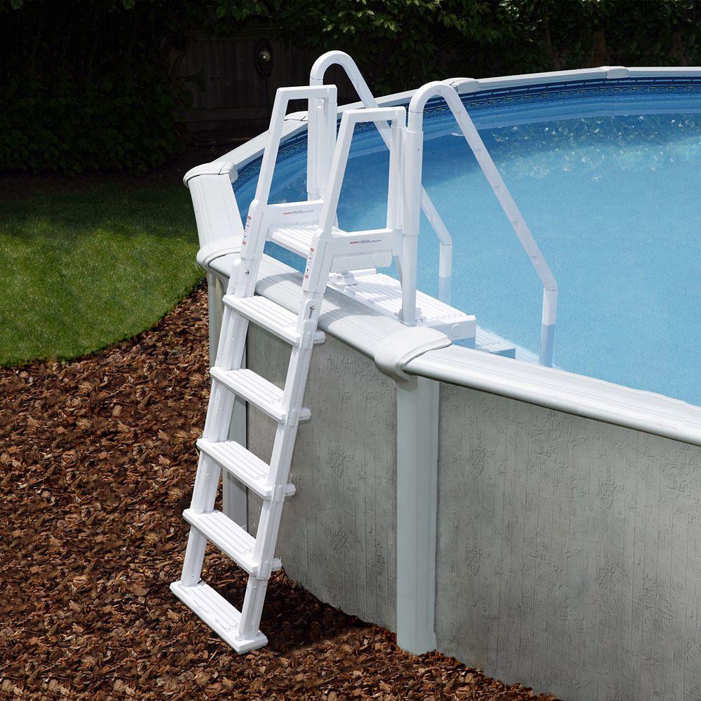 Above Ground Pool Stairs  Pool Ladders & Steps
