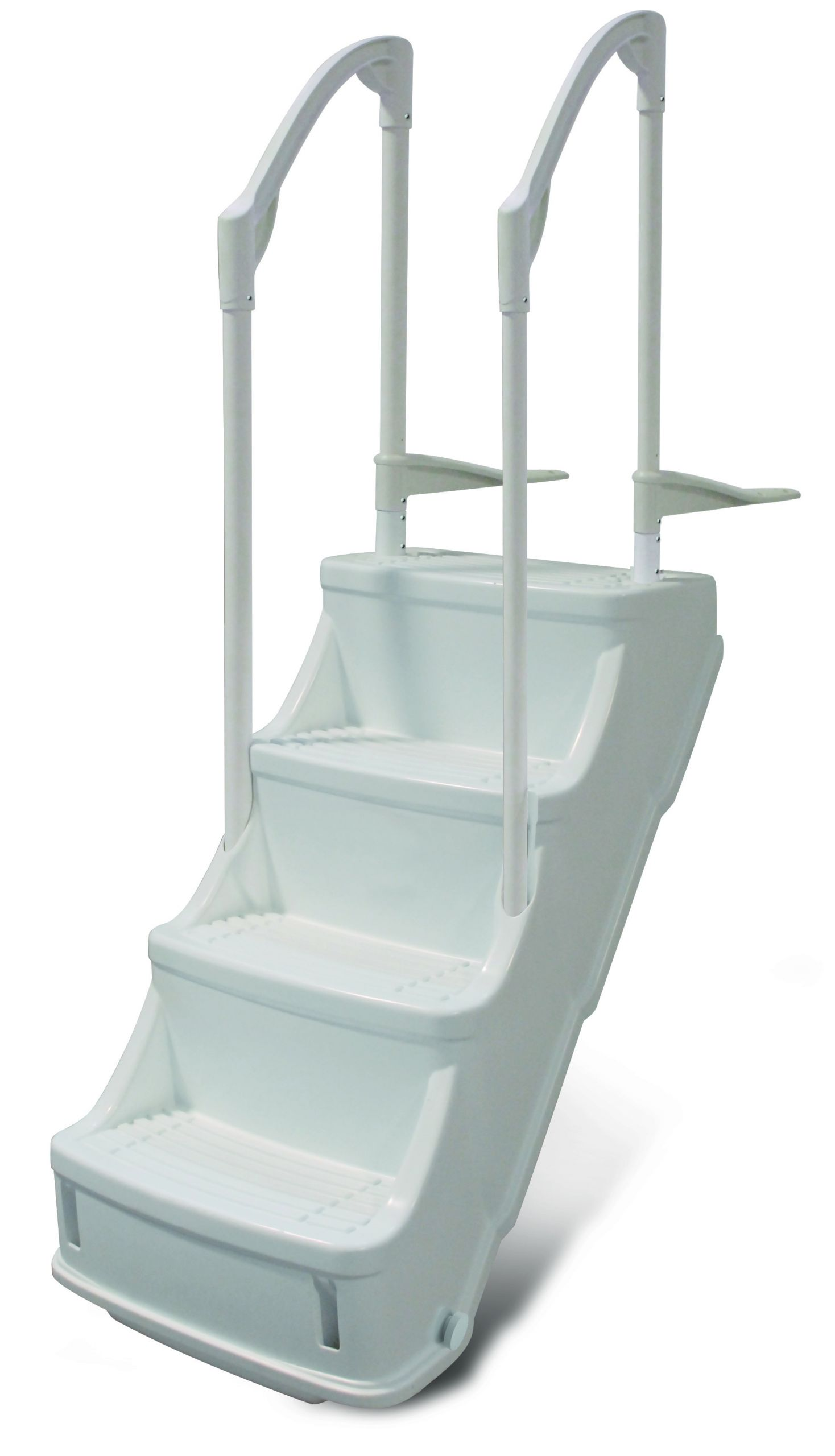 Above Ground Pool Stairs  Drop In Step for Ground Pools PoolSupplies