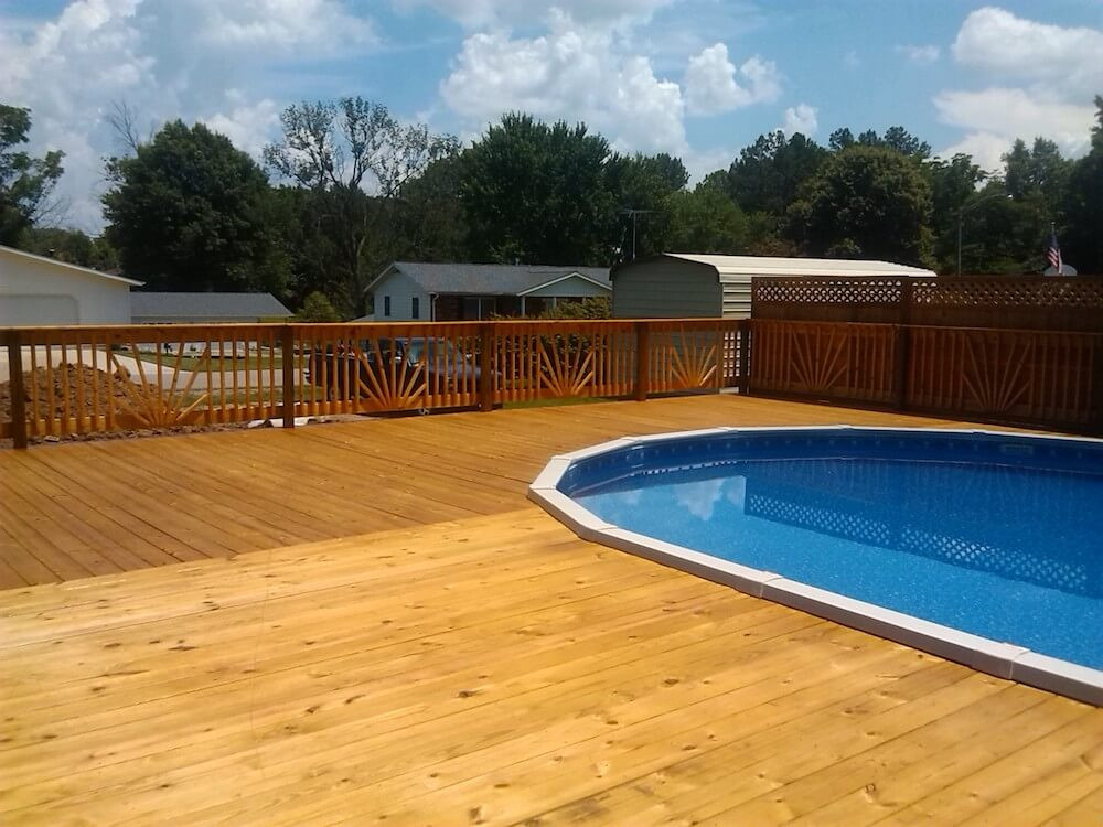 Above Ground Swimming Pool Cost  2017 Ground Pool Prices