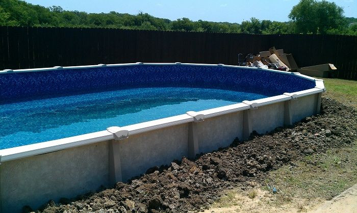 Above Ground Swimming Pool Cost  Ground Pools Prices