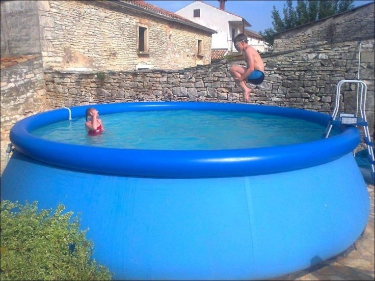 Above Ground Swimming Pool Cost  17 Best images about Swimming Pools on Pinterest