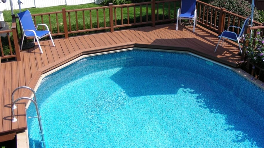 Above Ground Swimming Pool Cost  Ground Pool vs In ground Pool