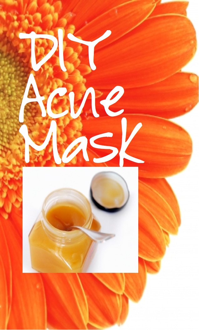 Acne Masks DIY  DIY Acne Mask with Probiotics