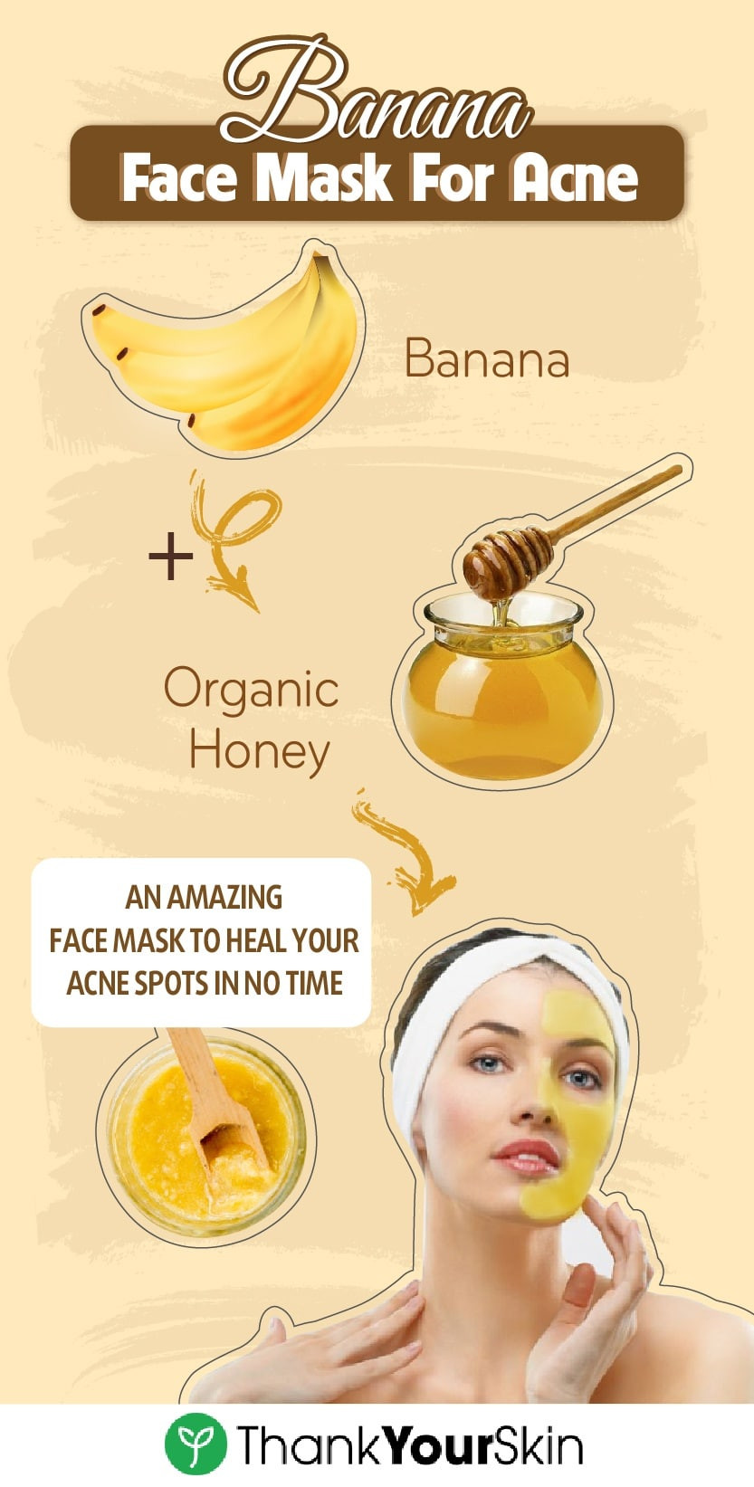 Acne Masks DIY  Natural face mask for acne Masks