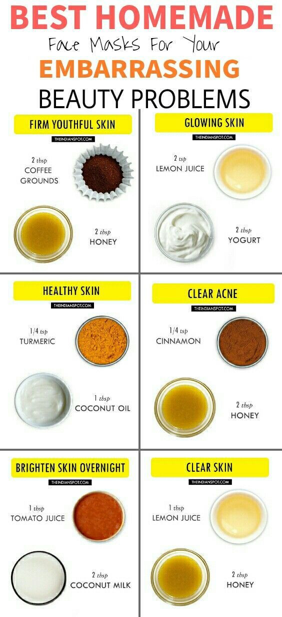 Acne Masks DIY  DIY Masque Beauty hacks beauty tips Best Homemade Face