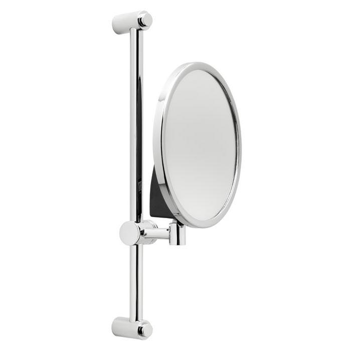 Ada Bathroom Mirror Height  Elegant ADA pliant vertical sliding mirrors