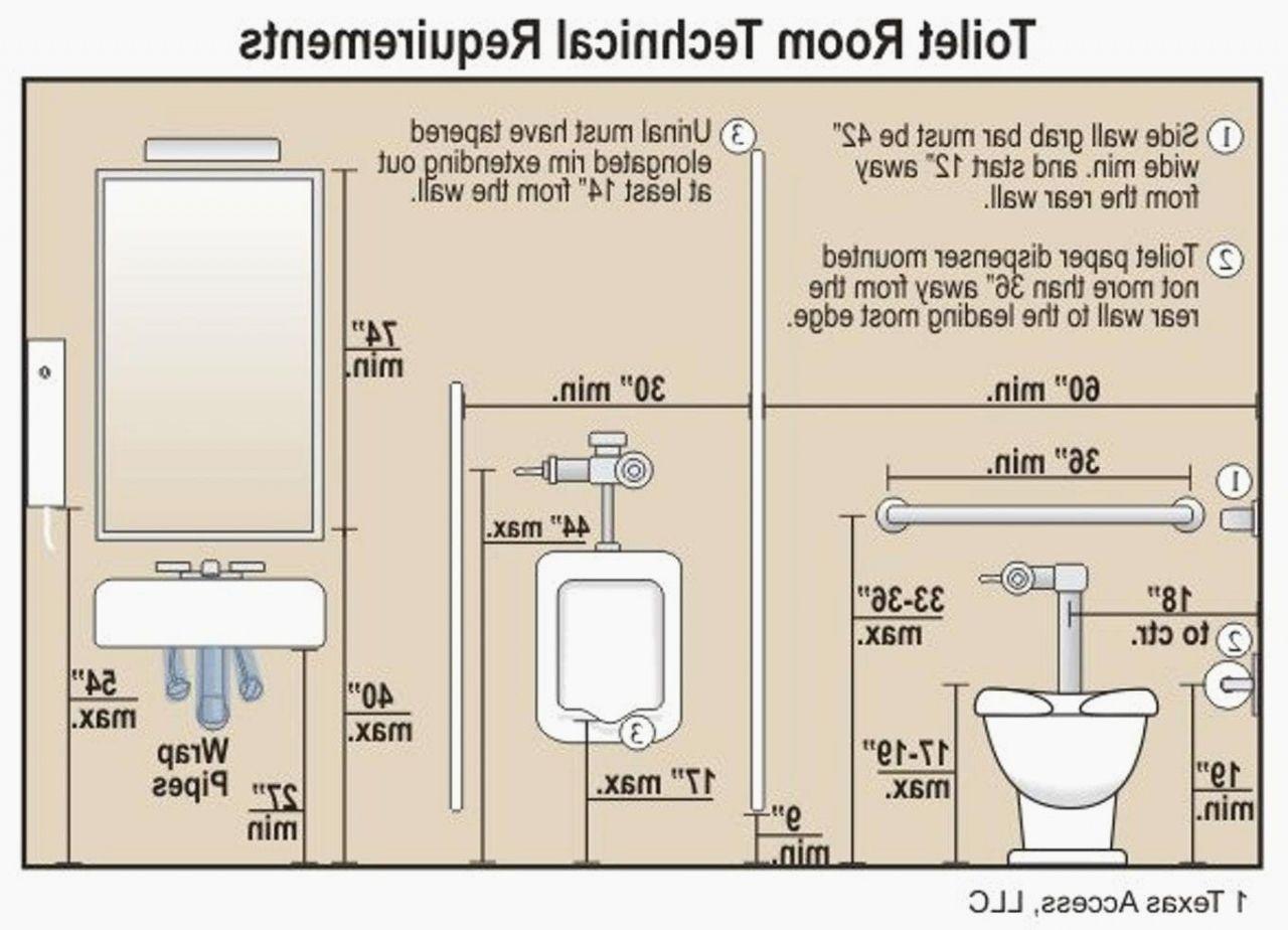 Ada Bathroom Mirror Height  Ada Bathroom Mirror in 2020