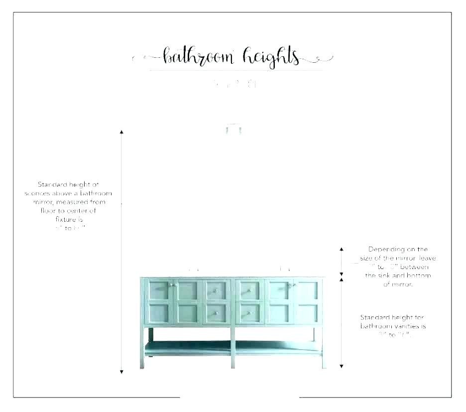 Ada Bathroom Mirror Height  bathroom mirror height – autoiq