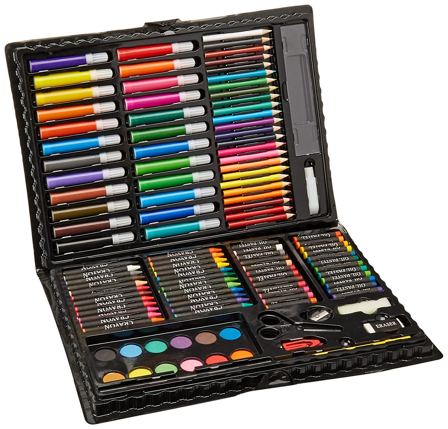 Art Kit For Toddlers  Art Set 120pcs Kit For Kids Teens Adults Supplies Drawing