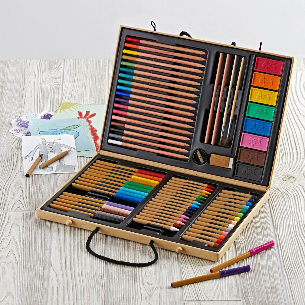 Art Kit For Toddlers  Kids Arts & Crafts Supplies