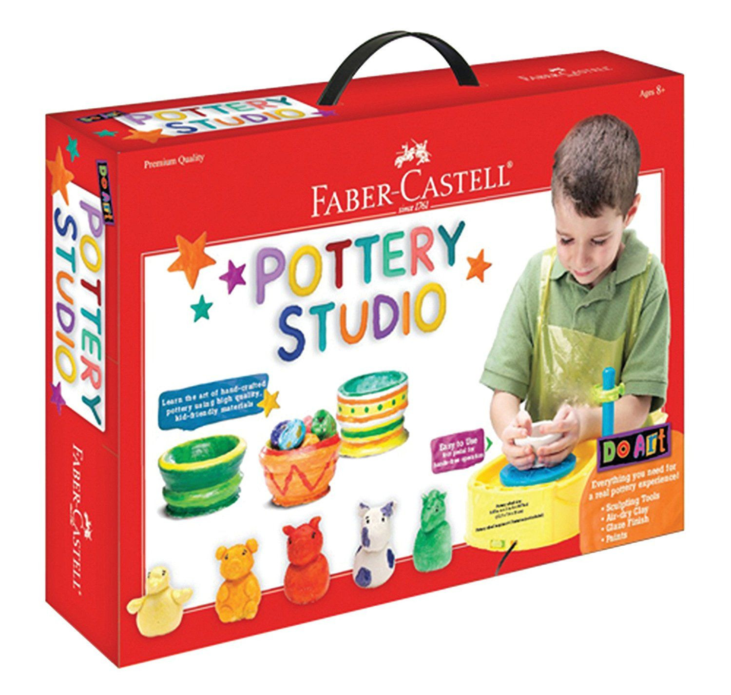 Art Kit For Toddlers  12 Best Art & Craft Kits for Kids in 2018 Kids Arts and