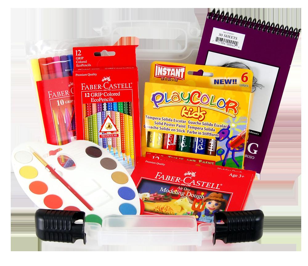 Art Kit For Toddlers  Art & Activity Sets for Kids Rex Art Supplies