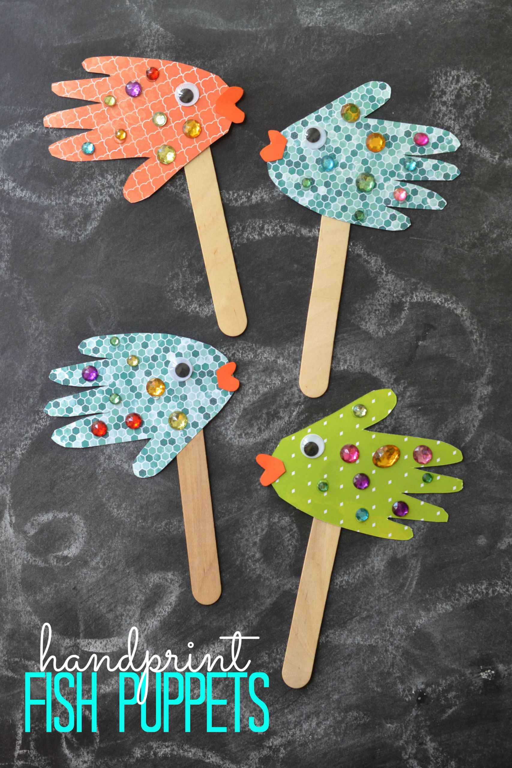 Arts And Crafts For Little Kids  15 DIY Fairy Tale Crafts That You And Your Little es