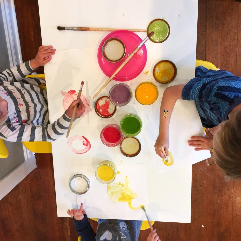 Arts And Crafts For Little Kids  Zero waste arts and crafts supplies for kids — Little