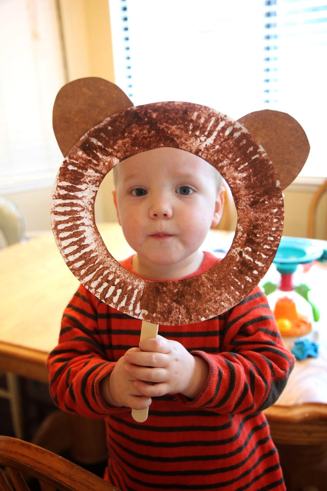 Arts And Crafts For Preschool  Toddler Approved Three Easy Bear Themed Activities for