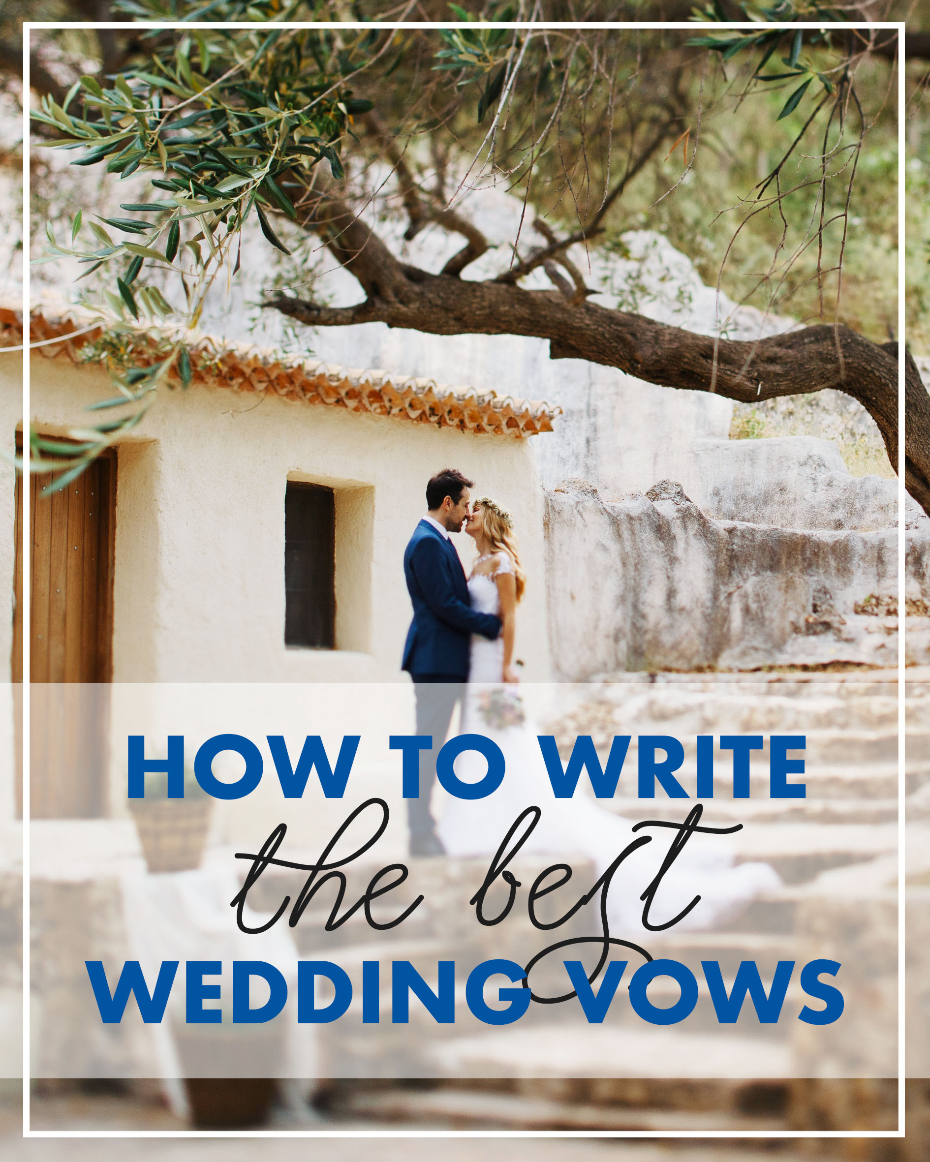 Awesome Wedding Vows  How to Write the Best Wedding Vows Wedding Vow Examples