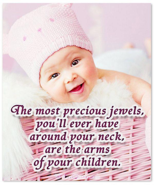 Baby Born Quote  50 of the Most Adorable Newborn Baby Quotes – WishesQuotes
