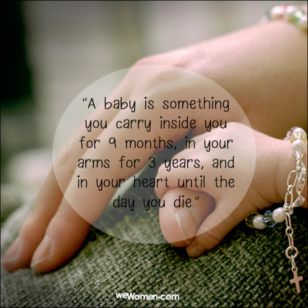 Baby Born Quote  First Baby Born Quotes QuotesGram