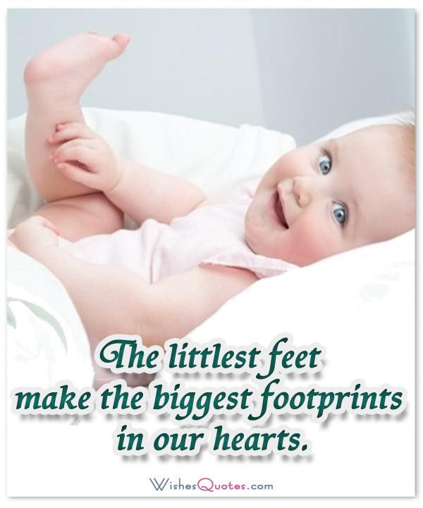 Baby Born Quote  50 of the Most Adorable Newborn Baby Quotes By WishesQuotes