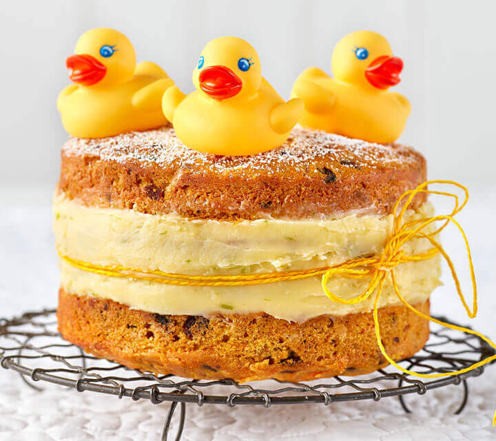 Baby Shower Cake Recipe  Carrot Cake Recipe Baby Shower Food Ideas