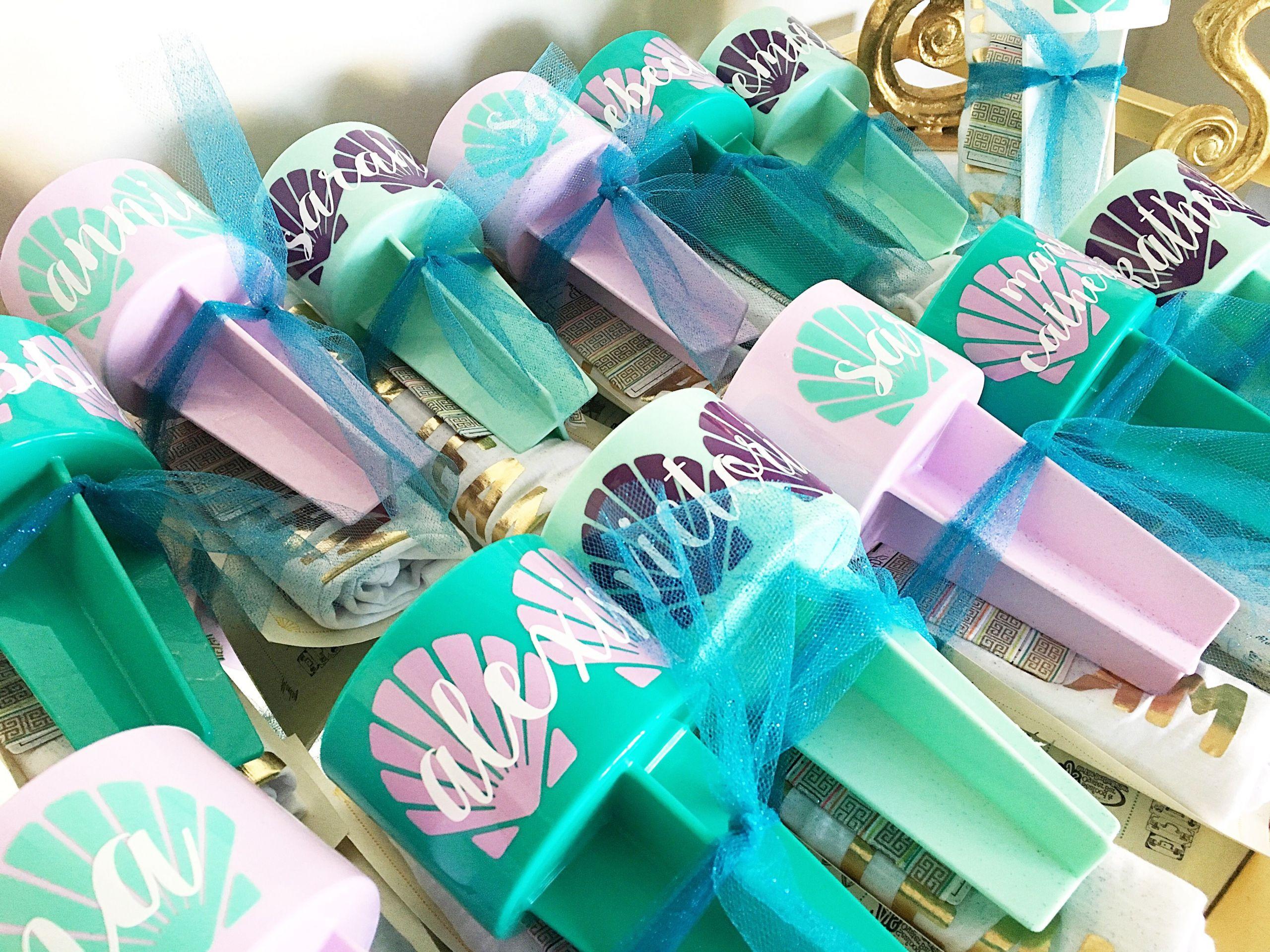 Bachelorette Party Beach Ideas  Mermaid bachelorette party