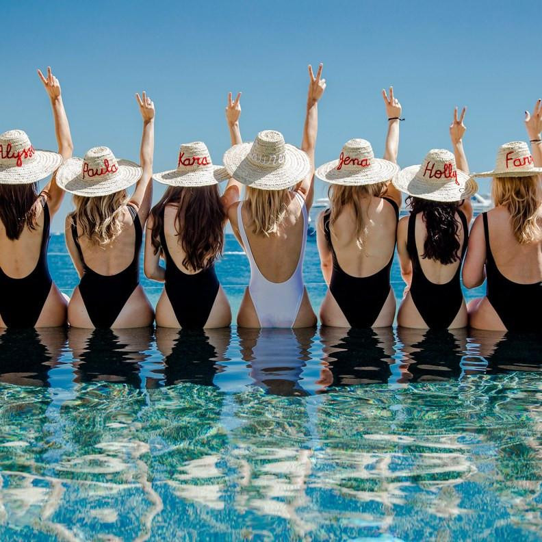 Bachelorette Party Beach Ideas  7 Tips for Throwing the Best Bachelorette Party Pretty
