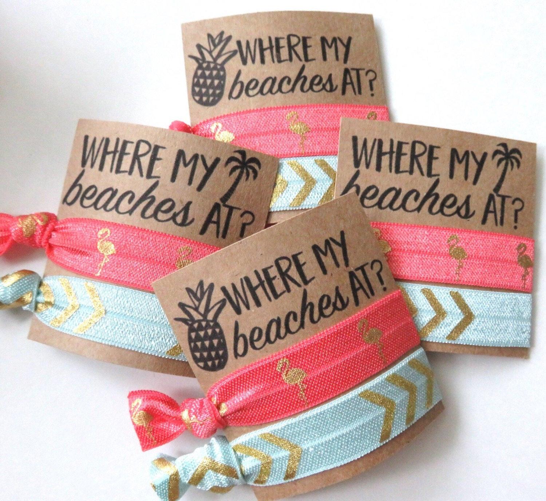 Bachelorette Party Beach Ideas  Where my beaches at Beach bachelorette party nautical theme