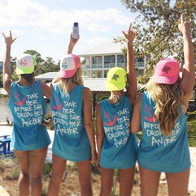 Bachelorette Party Beach Ideas  12 best Destin Bachelorette Party Ideas images on