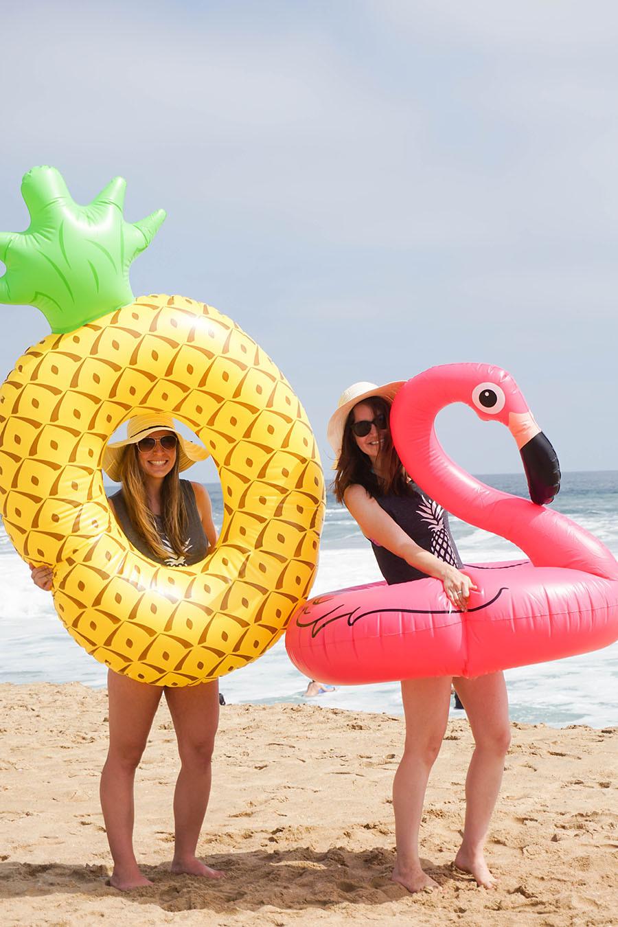 Bachelorette Party Beach Ideas  A Tropical Beach Bachelorette Party