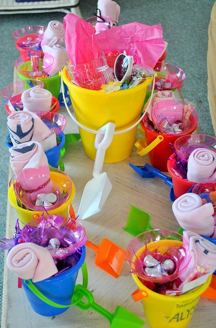 Bachelorette Party Beach Ideas  Perfect for my beach bachelorette party Put favors in the